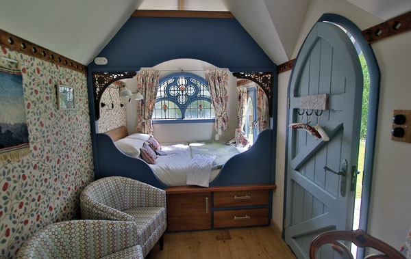 Trewithen tabernacle bedroom