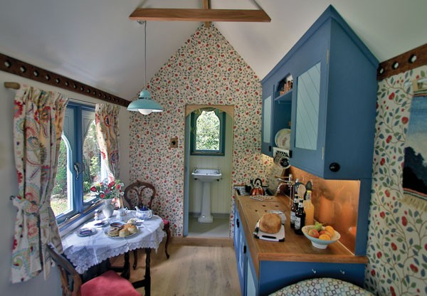 Trewithen tabernacle holiday home
