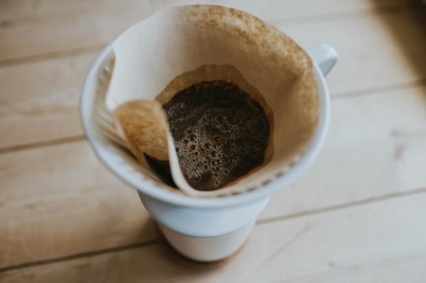 Mindful coffee break