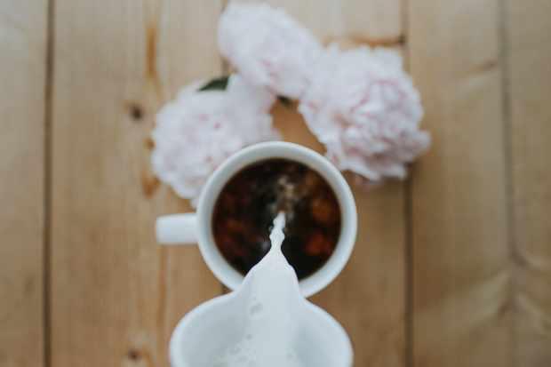 Mindful coffee breaks