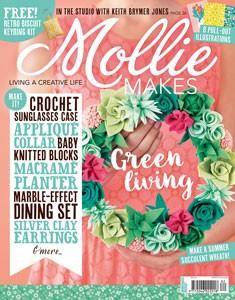Mollie Makes magazine