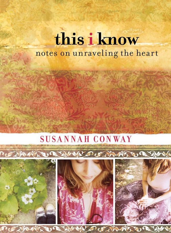 This I Know Susannah Conway