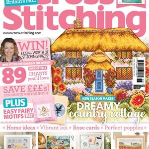 World of Cross Stitching magazine