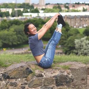 Charlene Lim of Trika Yoga