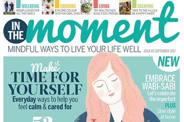 In The Moment Magazine issue 3