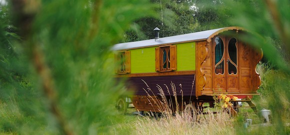 The Maharani caravan