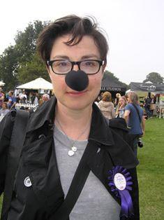 Sue Perkins Wetnose Day