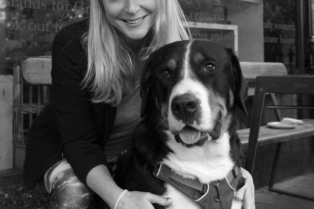 Dog yoga - Lucille Howe