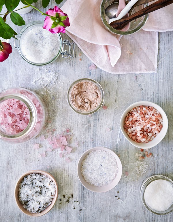 Infused salts
