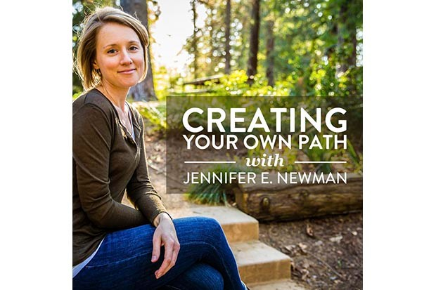 Creating Your Own Path podcast