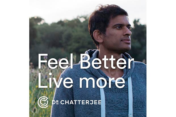 Feel Better, Live More with Dr Rangan Chatterjee podcast