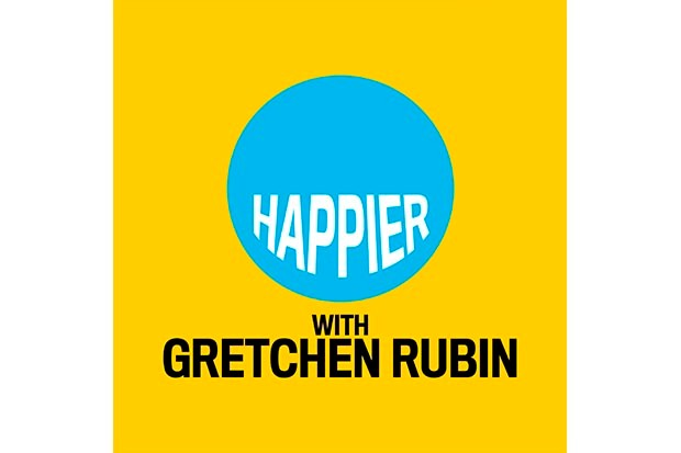 Happier podcast with Gretchen Rubin