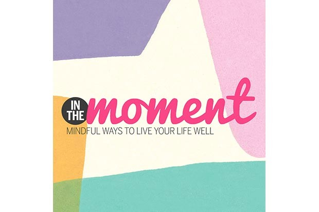 In The Moment Magazine podcast logo
