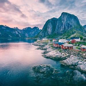 Lofoten in Norway