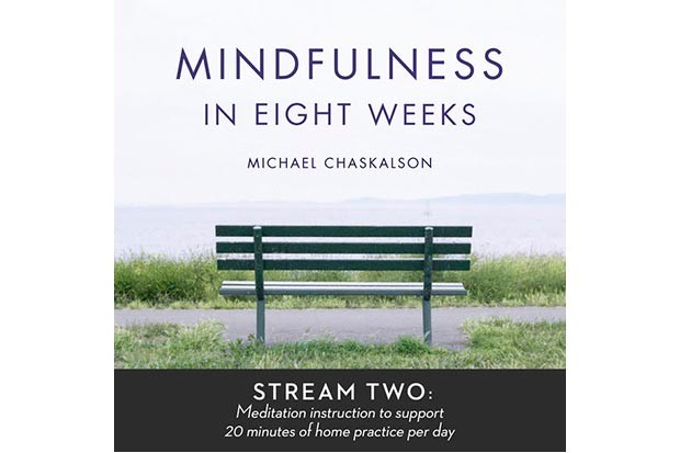 Mindfulness in 8 weeks podcast