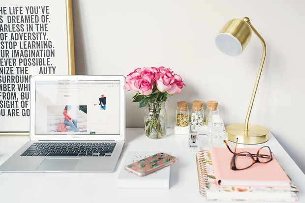 Is your desk too cluttered?