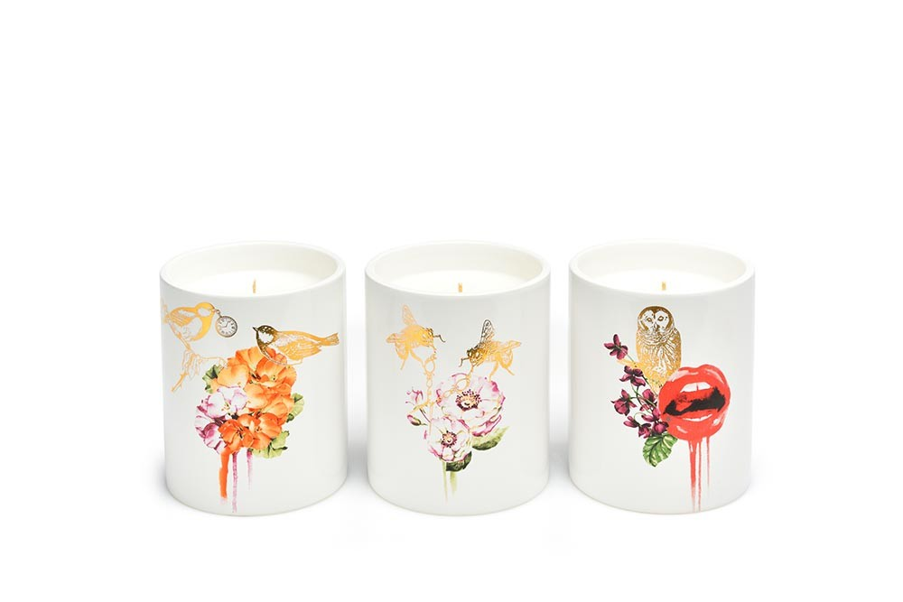 The Chapel candle collection