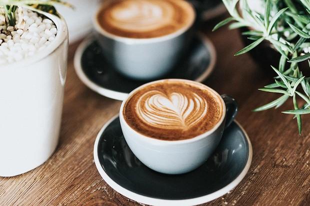 Buy coffee for a stranger