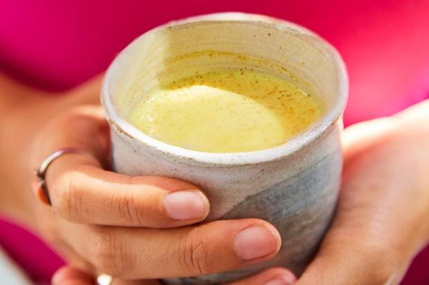 Jasmine Hemsley's golden milk recipe