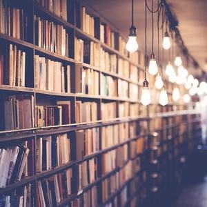 Hide a note in a book