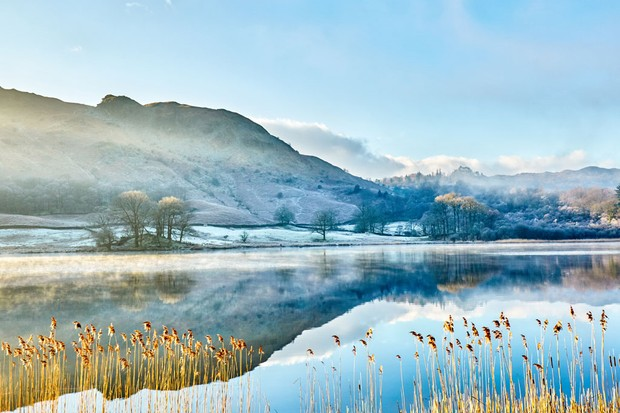The Lake District in winter
