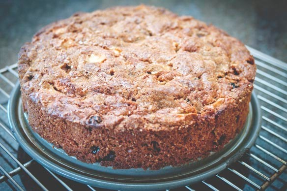 Herman the German friendship cake recipe