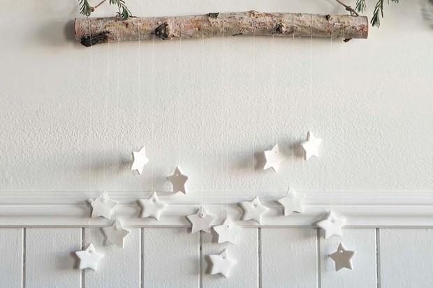 Tiny star wall hanging
