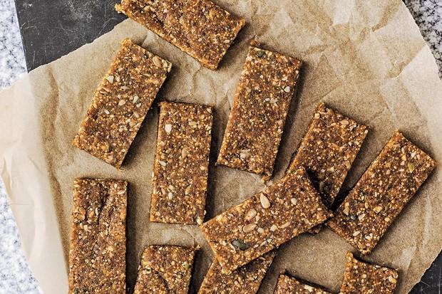 Sugar free peanut snack bars recipe