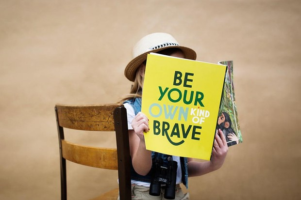 Be Your Own Brave