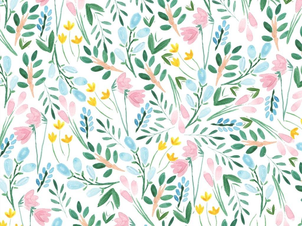 Illustrated free wallpaper