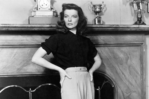 Katharine Hepburn In 'The Philadelphia Story'