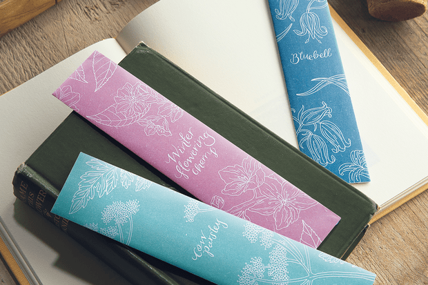Project Calm bookmarks