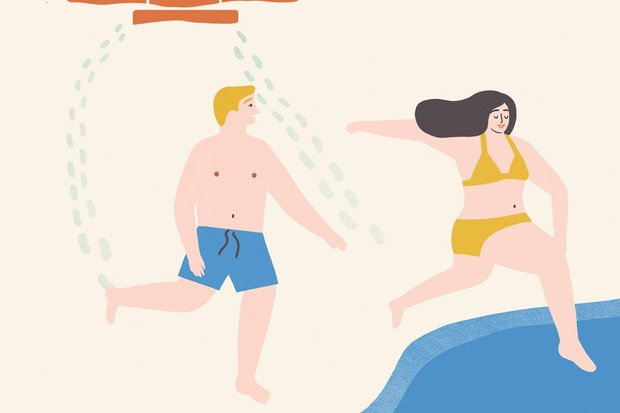 Sisu sauna illustration