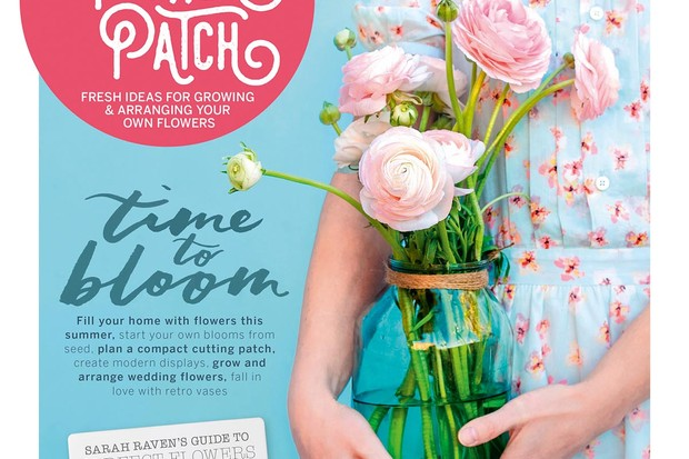 Flower Patch magazine cover