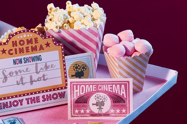 Host a cinema night