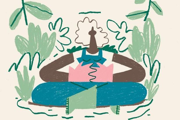 Mindful gardening