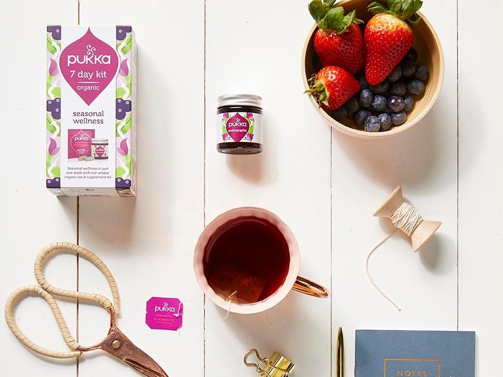 Pukka Tea collection