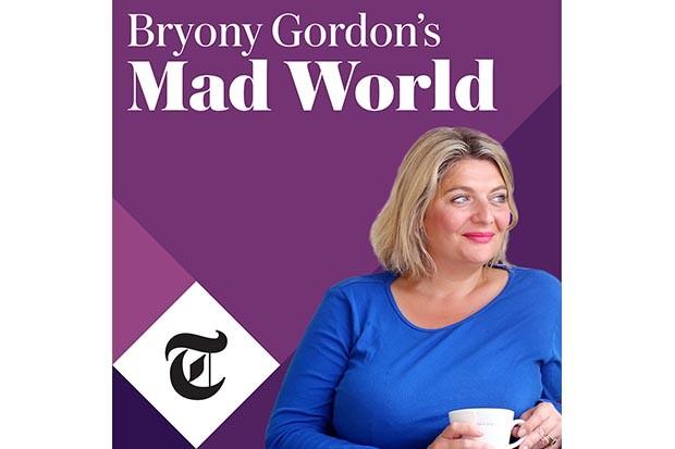 Bryony Gordon's Mad World podcast