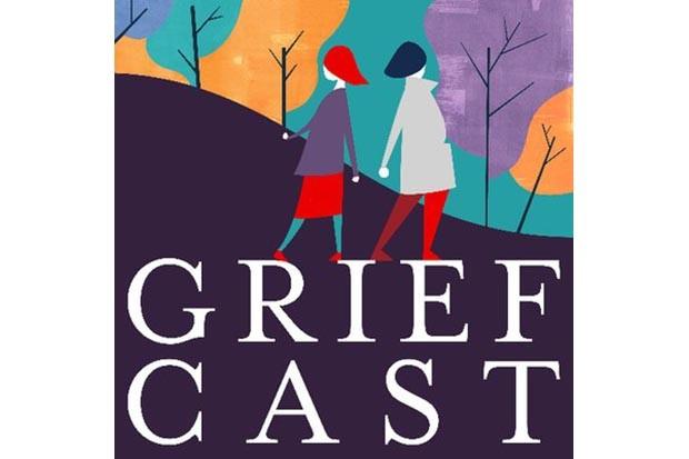 Griefcast podcast by Cariad Lloyd
