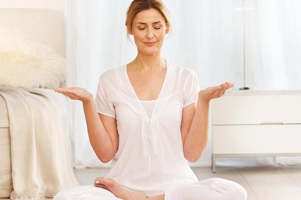 Kathryn McCusker yoga
