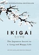 Ikigai book cover