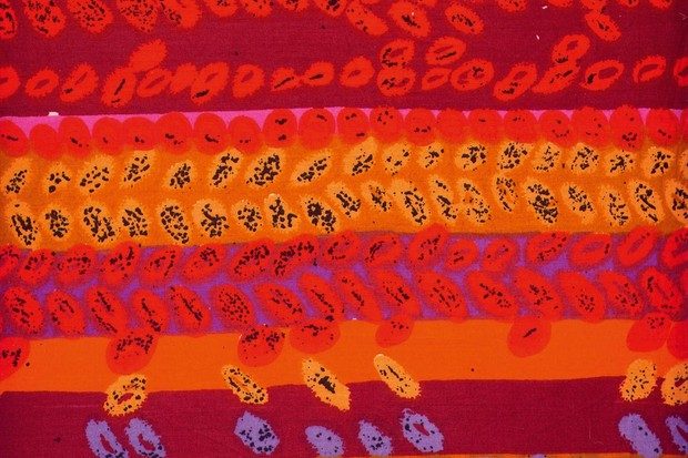 Postcard pattern by Althea McNish