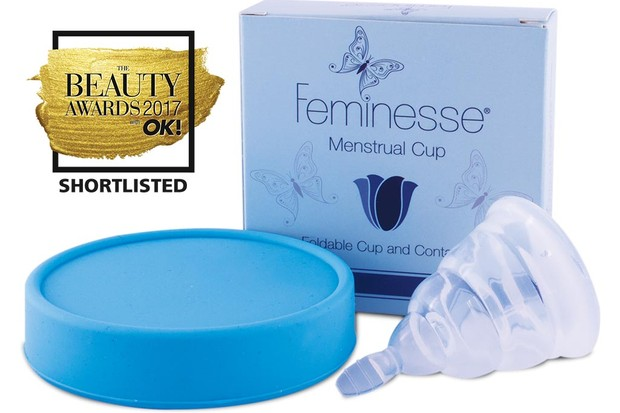 Feminesse menstrual cup