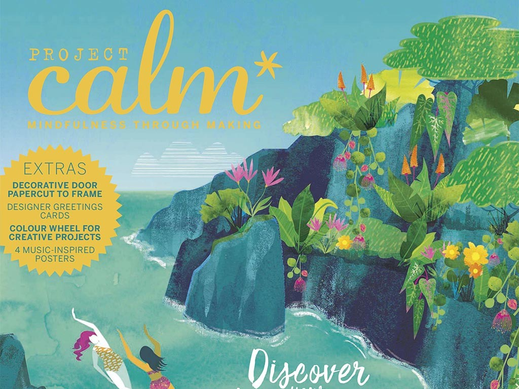 Project Calm issue 9