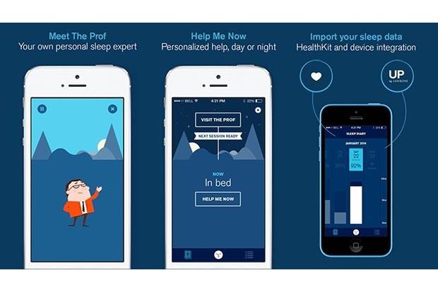 Sleepio app