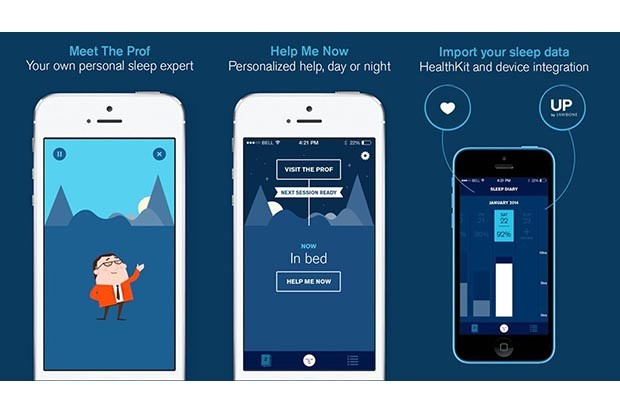 10 apps to help you get a restful night's sleep - Calm Moment