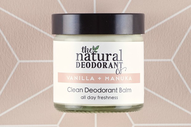 Natural Deodorant Co Clean Deodorant Balm