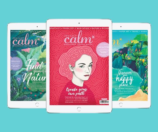 Project Calm digital edition