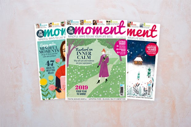 In The Moment Magazine new covers