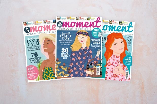 In The Moment latest issues
